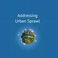 Addressing Urban Sprawl