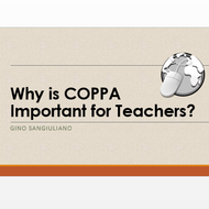 Why is COPPA Important for Teachers?