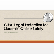 CIPA: Legal Protection For Students' Online Safety