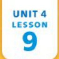 Unit 4 Lesson 9 - Compare Shift Patterns
