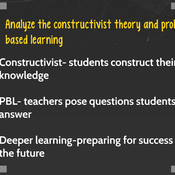 """Summary of """"Applying Appropriate Technology Tools to Enhance Learning Design and Classroom Instructi"""