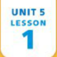 Unit 5 Lesson 1 - Divide Whole Digit Numbers by One Digit