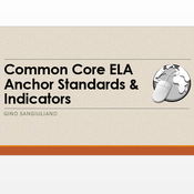 Common Core ELA: Anchor Standards and Indicators Explained