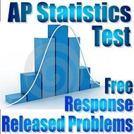 AP Statistics 2013 AP Test Released Problems