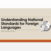 Understanding National Standards for Foreign Languages