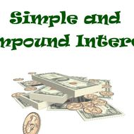 2-4 Simple and Compound Interest