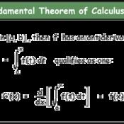 5.4 Fundamental Theorem of Calculus Part 2