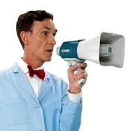 How are sounds made? Bill Nye video