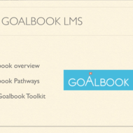 IEP Specific LMS : Goalbook