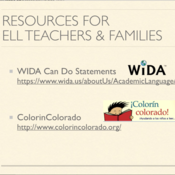 Using Adaptive Learning with Students who are English Language Learners