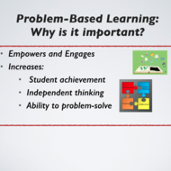 Problem Based Learning as a Collaborative Teaching and Learning Strategy