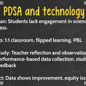 PDSA and Increasing student engagement