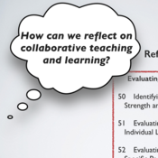 Reflect on Collaborative Teaching and Learning