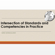 Intersection of Standards and Competencies in Practice