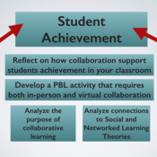 """Summary of """"Implementing In-Person and Virtual Collaborative Opportunities"""""""