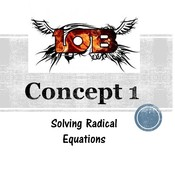 Chapter 10b, Concept 1 - Solving Radical Equations