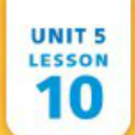 Unit 5 Lesson 10 - Distinguish Between Multiplication and Division
