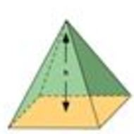 Topic 13-2 Volume Pyramids and Cones