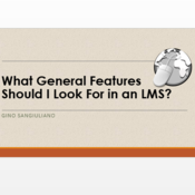 What General Features Should I Look For in an LMS?