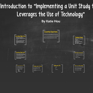 "Introduction to ""Implementing a Unit of Study that Leverages the Use of Technology."""