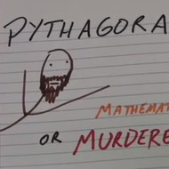 What Was Up with Pythagoras?