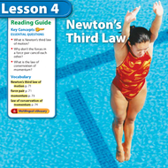 Newton's Third Law (Chapter 2 Lesson 4)