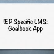 IEP specific LMS : goalbookapp