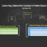 Connecting Collaborative Learning to Problem Based Learning