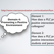 Reflect on PLCs