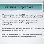 "Summary of ""Evaluate Professional Learning Communities"""