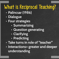 Reciprocal Teaching in the collaborative classroom