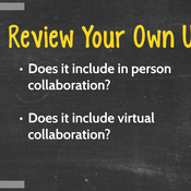 PBL and Virtual and in-person Collaboration