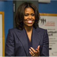 First Lady Praises Progress in the Fight Against Childhood Obesity