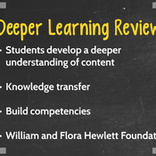 Deeper Learning and Collaborative Teaching and Learning