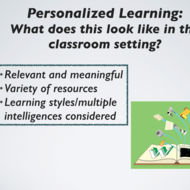 Review of Personalized Learning