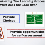 Differentiating Instruction: Process