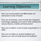 """Summary of """"Implementing a Unit of Study that Leverages the Use of Technology"""""""