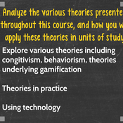 "Summary of ""Developing Unit Objectives that Integrate Technology within Instruction"""