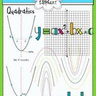 Identifying Quadratic Equations