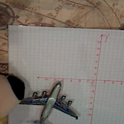Graphing a Line from Two Points