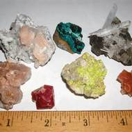 Earth Science Rocks and Minerals