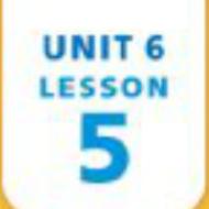 Unit 6 Lesson 5 - Language of Comparison Problems