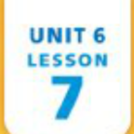 Unit 6 Lesson 7 - Types of Comparison Problems