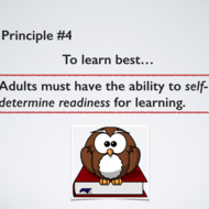 Adult Learning and Coaching