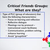 Critical Friends