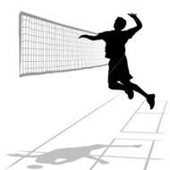 Volleyball rules video and quiz