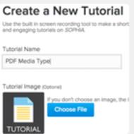 PDF Media Type