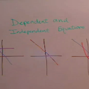 Identifying Dependent and Independent Systems