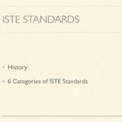 ISTE Standards
