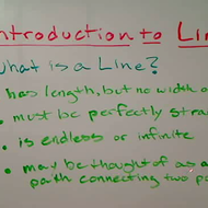 Introduction to Lines